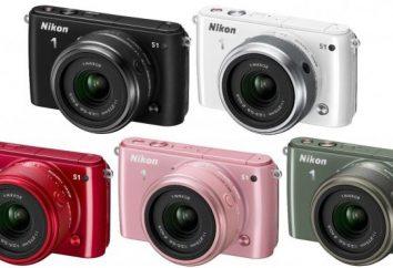 Nikon 1 S1 – modèle d'examen, commentaires des internautes et des experts