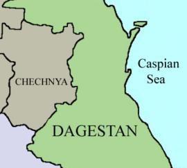 Dagestan: flaga i herb, ich historia i znaczenie