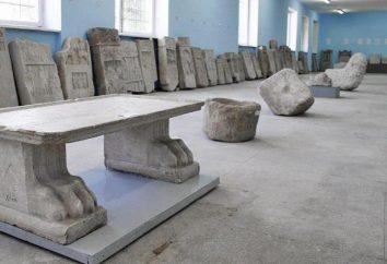 Lapidarium (Kercz) – unikalne muzeum starych kamiennych arcydzieł