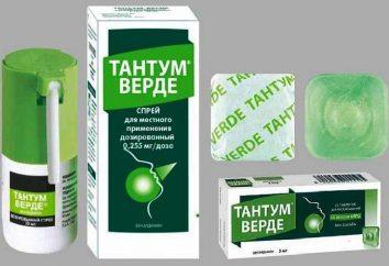 """Analog """"Tantum Verde"""" Tanie: Instrukcja obsługi, opis, ceny"""
