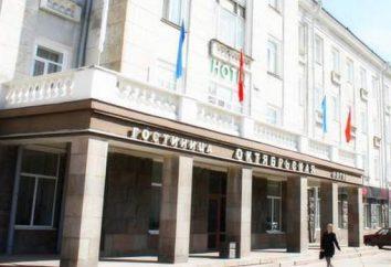 """Hotel """"Oktyabrskaya"""" (Psków): adres, zdjęcia, opinie"""