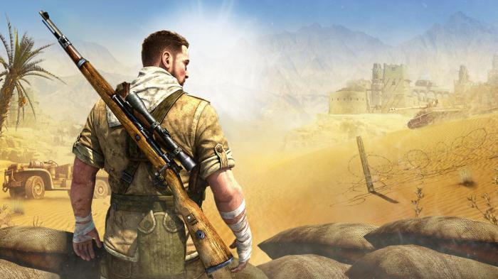 ... Sniper Elite v2 3 ...