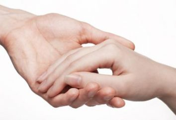 Interpretador de sonhos. Por que você sonhou em uma mão na mão de um homem?