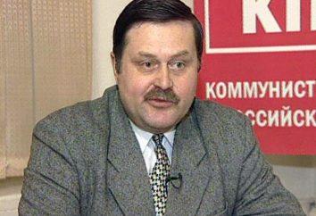 Duma vice Solovov Vadim Georgievich: Biografia, familiari e fatti interessanti