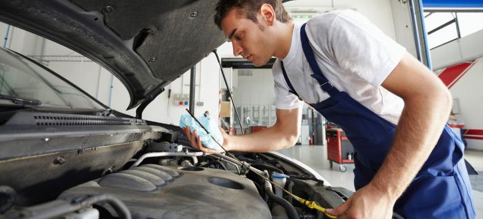 Mechaniker Will Andere Art Von Bezahlung