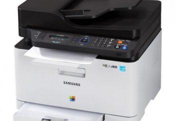 Color Laser MFP Samsung CLX-3305: zapewnia i referencje
