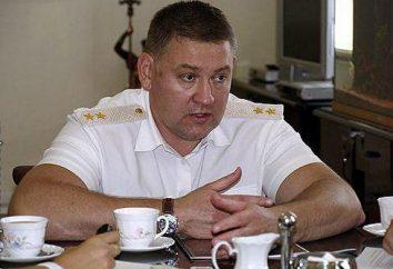 Aleshin Igor Viktorovich: biografia e foto del generale
