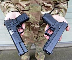 Pistols « Glock »: Mythe et réalité