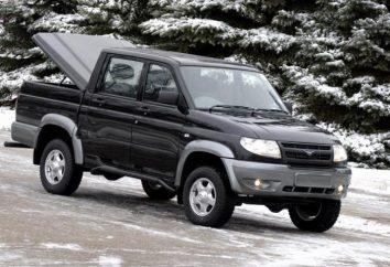 """""""UAZ-Pickup"""": Especificaciones técnicas, precio, equipamiento, tuning, comentarios y fotos"""