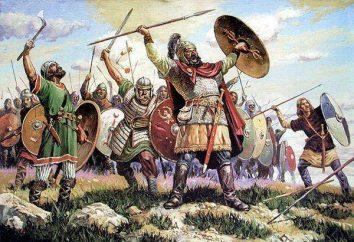 ¿Quiénes son los godos (tribu) y qué clase de gente son?