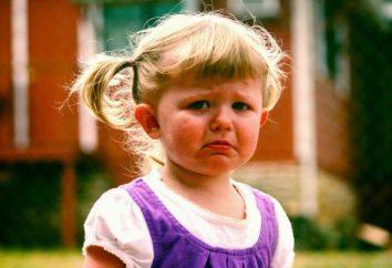 Cómo destetar a un niño quejándose de todo? Psicología de la Infancia
