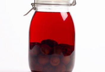 Tinktur aus Pflaumen mit Wodka. Rezepte und Tipps