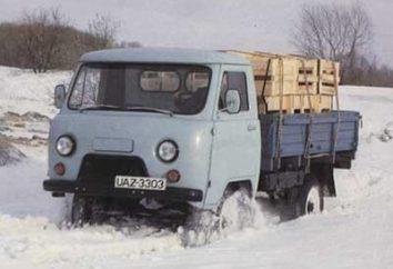 "UAZ ""Tadpole"" – un petit véhicule tout-terrain"