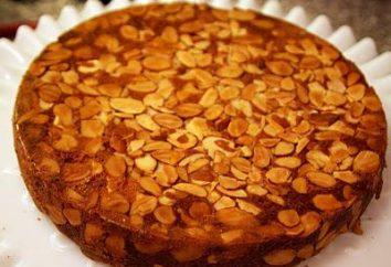 Torta di mandorle – un dolce per i buongustai. Due metodo di preparazione