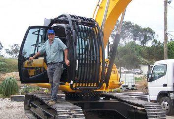 Descripción del trabajo. conductor de la excavadora: responsabilidades, los derechos y responsabilidades