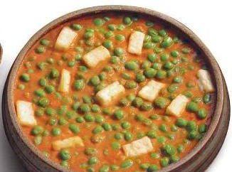 Una deliciosa receta de la sopa de guisantes en multivarka