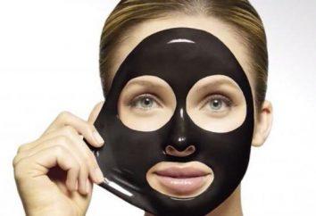 máscara preta para o rosto e cabelo: ingredientes, métodos de uso, eficiência. Máscara Negra de cravos: comentários