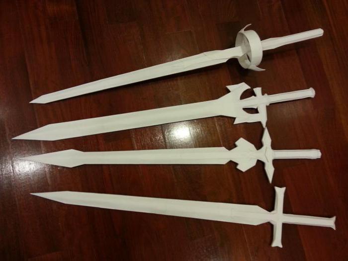épée mousquetaire jouet