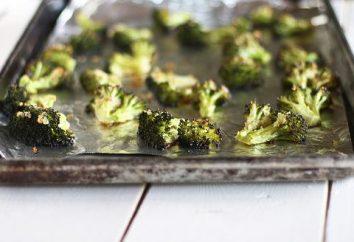 Broccoli in forno: opzioni di salse per grigliate