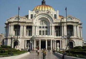 Capital interessante e única do México – Cidade do México
