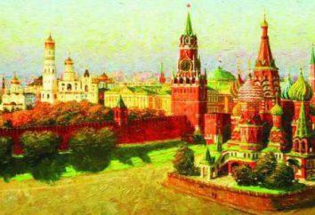 """Kreml – to miejski budynek. Znaczenie słowa """"Kreml"""""""