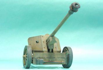 rifle anti-tanque: a história eo desenvolvimento