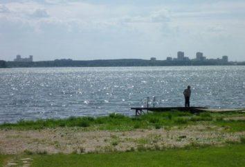Wo Sie in Jekaterinburg und Umgebung schwimmen