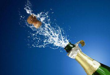 Jak otworzyć szampana, gdy korek złamał? Co korek w butelce szampana?