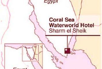 Coral Sea Water World (Egito): descrição, fotos e avaliações de turistas