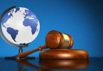 Il concetto di diritto internazionale. Il soggetto di diritto internazionale. Principi, metodi e funzioni del diritto internazionale