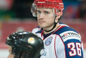 Jogador de hóquei no gelo Yakov Rylov: biografia, carreira esportiva
