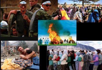 Konflikty międzynarodowe. Przykłady i przyczyny