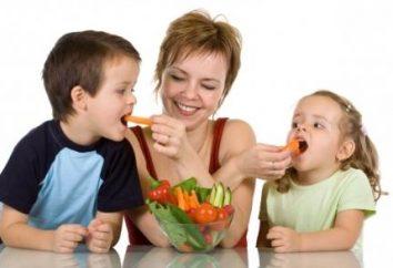 Jak wzmocnić immunitet dla dzieci: zalecenia dla matek