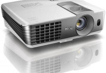 Projecteur Benq W1070: une vue d'ensemble, spécifications et commentaires