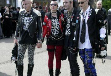 Quem é este o punk? A essência da subcultura