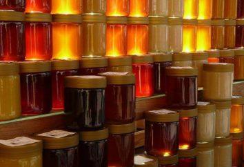 Por que é a cristalização de mel?
