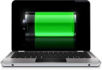 Akumulator jest podłączony, ale nie jest pobierana na laptopie: Przyczyny