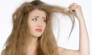 Fluffy Haar: die richtige Pflege, geeignete Frisur und Mittel