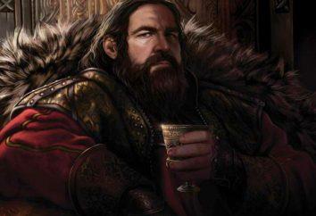 Robert Baratheon. König antlered