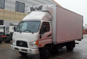 """""""Hyundai HD 78"""": specyfikacje techniczne, opis"""