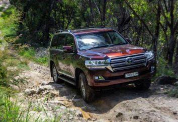 """""""Toyota Land Cruiser 200"""": tuning, opisy, specyfikacje i opinie"""
