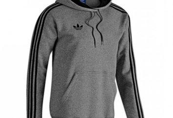 Adidas sudadera – estilo de la calle superior