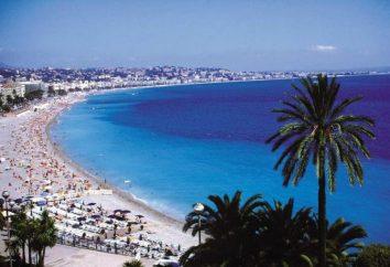 Niższa jest Riviera Francuska