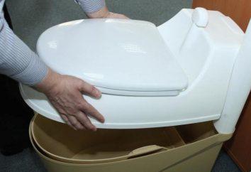compostage Peat bio-toilettes piteco 505 examen, caractéristiques et commentaires