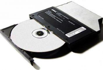 System Windows 10 nie widzi napędu DVD-ROM: Jakie priichna i co robić?