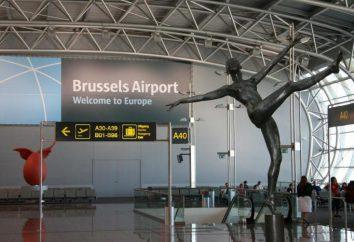 """Zaventem, """"Welcome to Europe"""" (Flughafen, Brüssel) – der beste Luftfahrt-Drehkreuz in Europa"""