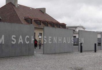 Sachsenhausen – obóz koncentracyjny. Historia, opis. zbrodni hitlerowskich