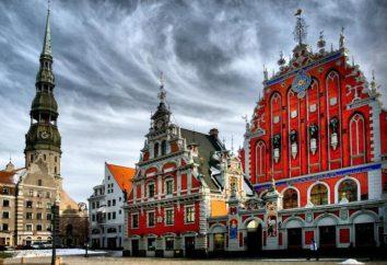 House of the Blackheads. Riga, Letónia: descrição, história e comentários