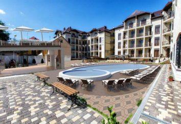 "Hotel ""Kars"" Divnomorskoe: infraestructura, opiniones de hotel"