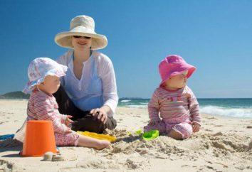 Sunstroke: implikacje u dzieci i dorosłych